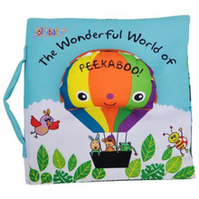 Cloth Peekaboo Book
