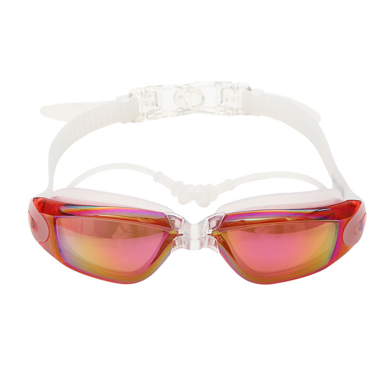 Optical Prescription Myopia Swimming Goggles For Men Women With Earplug And Adult Diving Glasses 3