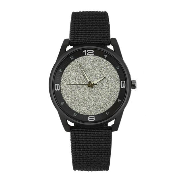 New Nylon strap Style Quartz Women Watch Top Brand  Starry sky dial Watches Women's Fashion Casual Fashion Wrist Watch Relojes