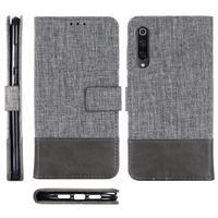 Muxma Fall für Xiaomi 9 8 SE 6 6X 5S 5C Leinwand Flip Leder Brieftasche Fall Für Redmi S2 4A 4X 5A 5 Plus 6A 6 Pro Note 7 Telefon Tasche