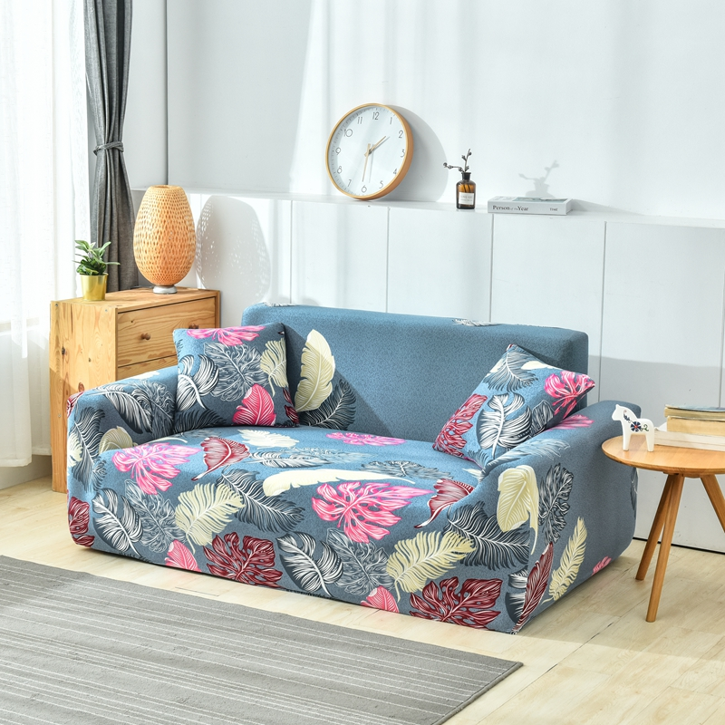 Elastic Couch Sofa Cover Loveseat Cover Sofa Covers for Living Room Sectional Sofa Slipcover Armchair Furniture Cover in Sofa Cover from Home Garden