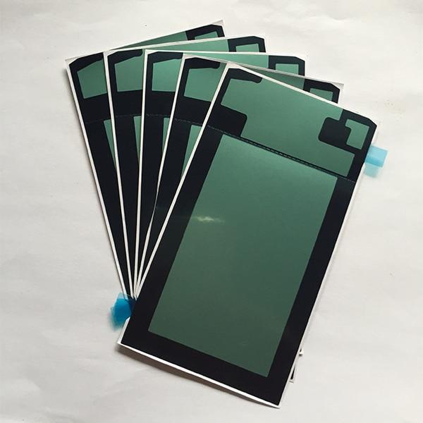 <font><b>Big</b></font> Deal 100PCS/LOT New Replacement For Samsung Galaxy J7 LCD <font><b>Screen</b></font> Back Adhesive Sticker High Quality Glue Stickers Strip