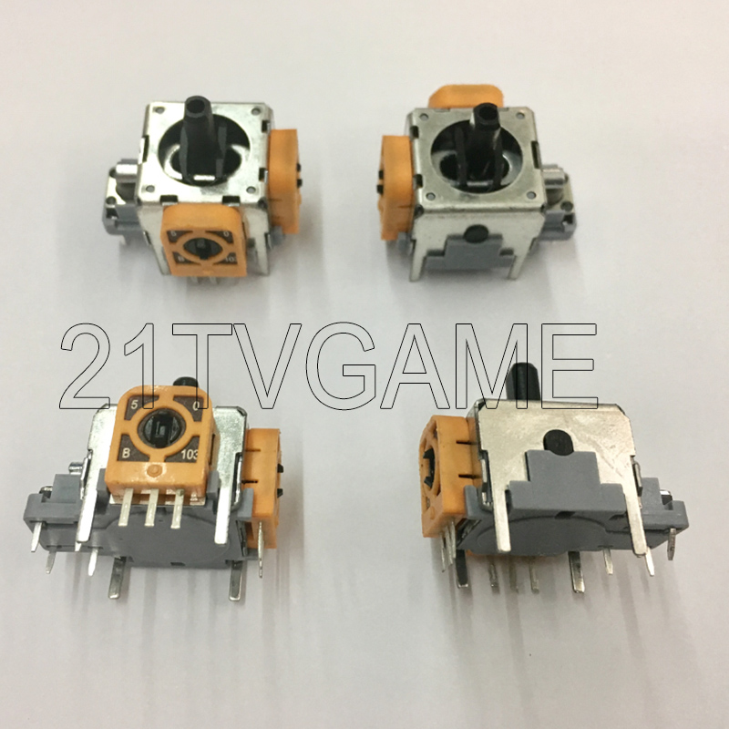Videospiele Gewissenhaft 50 Stücke Original Orange Farbe 3d Analog Joysticks Für Xbox360 Controller Analog 3d Joysticks Für Xbox 360 Ps2 Rocker Analog Taste Mangelware Unterhaltungselektronik