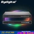 Высокое качество 16 Порта Fast Ethernet Коммутатор poe Высокая Производительность гигабитный коммутатор RJ45 Сети/LAN Коммутатор 48 В 10 100 Мбит/с
