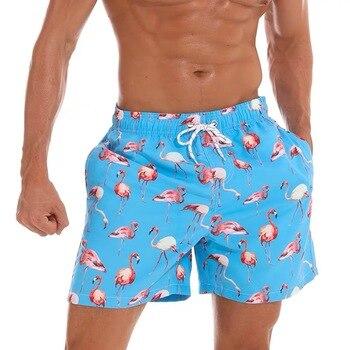 Men's swimming trunks swimsuit cofortable 1