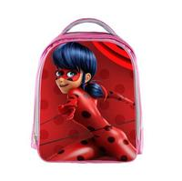 Miraculous Ladybug Backpack 13 Kids Children Small Mini School Bags For Girls Student Book Bag Cartoon