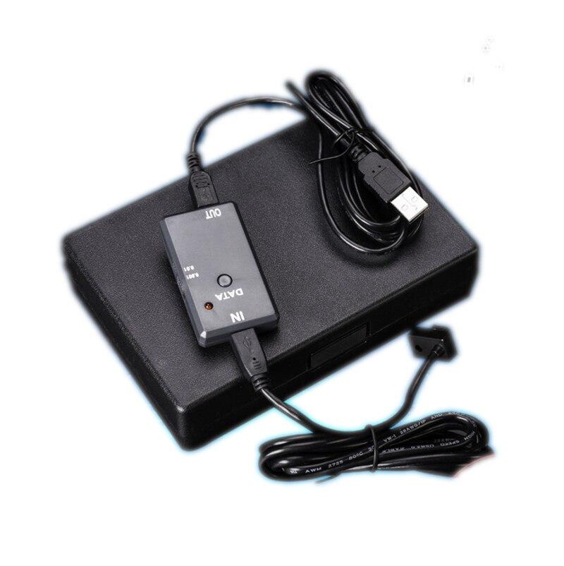 Цифровой дисплей измерения инструменты USB сбора данных Кабель-адаптер для Электронный индикатор набора микрометр, толщиномер метр