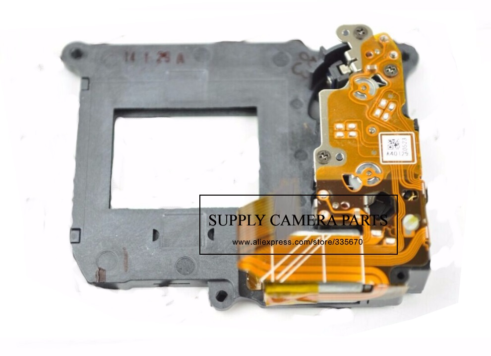 Free shipping! 95%NEW shutter unit For Samsung NX30 Camera Shutter Box Assembly Replacement Repair Part in box om digital input unit nx id5342