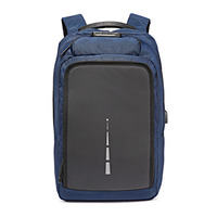 YISHEN Canvas Men S Business Computer Backpack Multifunctional Anti Theft Male Backpack Large Capacity Casual Men