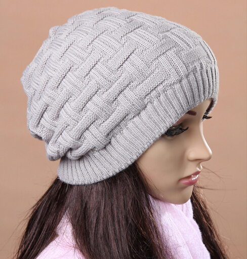 Free Shipping 2015 New Winter Beanie Thickening Thermal Homies Knitted Cap Gorro Hats For Women/Men Beanies Caps 4 Colors 2016 new beautiful colorful ball warm winter beanies women caps casual sweet knitted hats for women outdoor travel free shipping