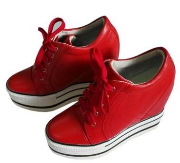 Las Atan Invisible Zapato red Señoras Alta Calidad Aumento De Altura Ocasional El Black Mujeres Ocio Ascensor Para Cuñas white Arriba La Zalea yellow qYqIxwvO