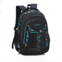 купить children school bags Girls Boys primary school backpack Kids Satchel Waterproof Orthopedic Backpack schoolbags mochilas infantil по цене 1253.12 рублей