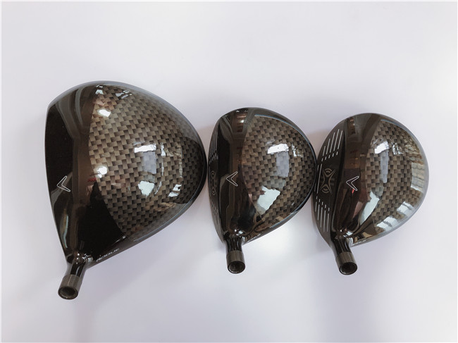 3PCS Rogue Woods Rogue Golf Woods Golf Clubs Rogue Star Driver Fairway Woods R S Flex