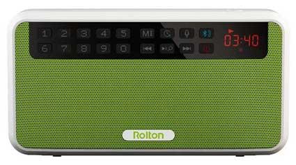 Radio Rolton przenośny Subwoofer 38