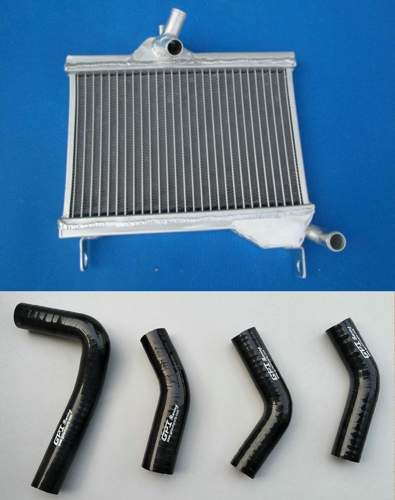 BLUE For Yamaha RD350 RZ350 RD 350 RZ 350 Radiator Silicone Coolant Hose
