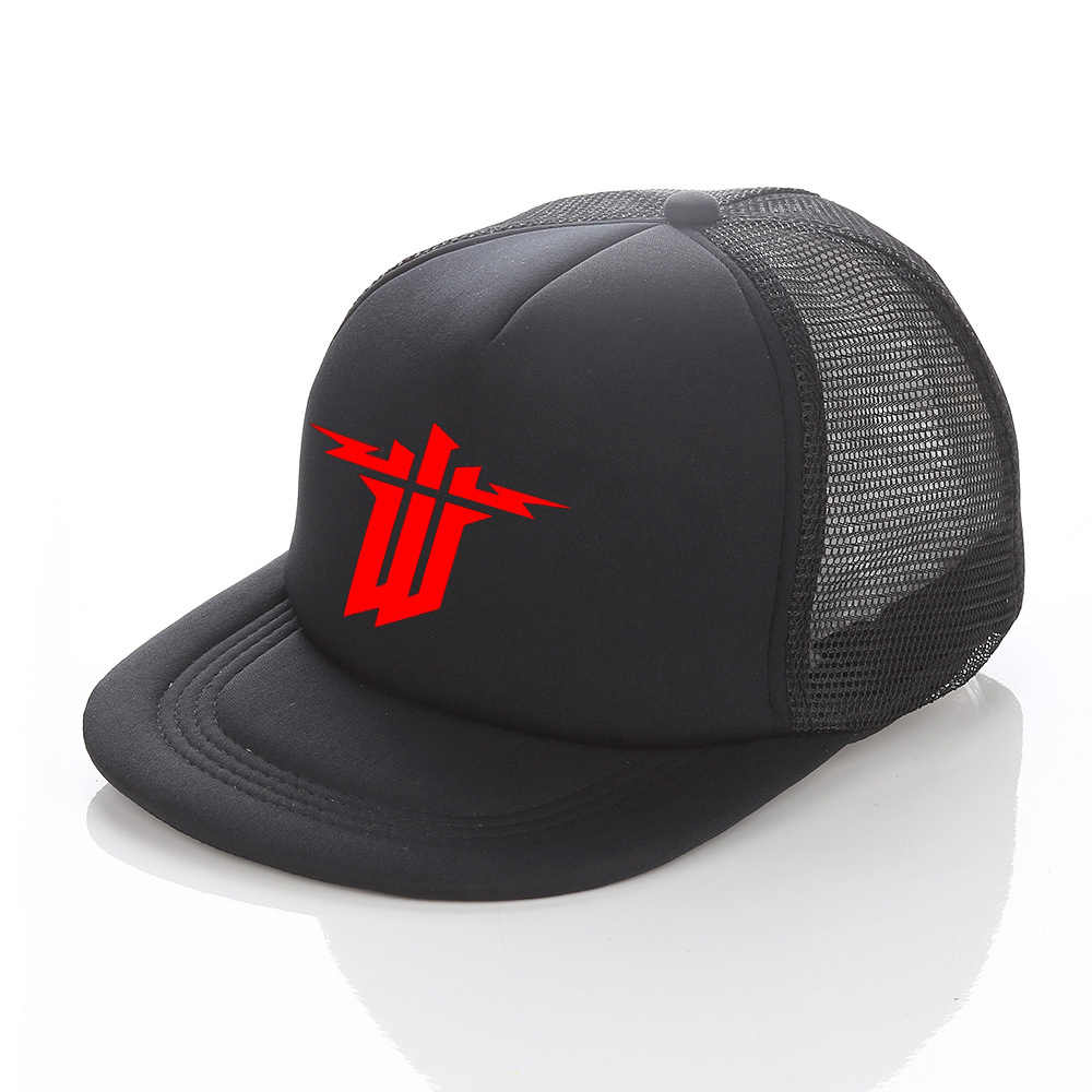 Detail Feedback Questions about Return To Castle Wolfenstein Game Trucker  Hat Enemy Territory German Military Baseball Caps RTCW Lovers Snapback Hat  Cap ... c00325195b89