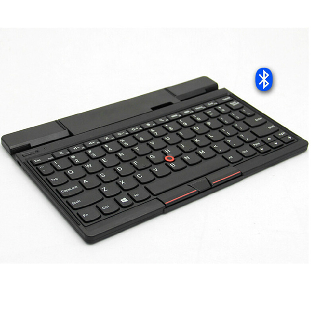 brand new 739f6 2226f US $125.0 |New original for Lenovo ThinkPad Tablet 2 Bluetooth Keyboard  with Stand US English 0B47270-in Keyboards from Computer & Office on ...