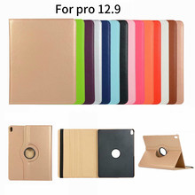 NEW For iPad Pro 11 2018 Case 360 Degree Rotating Stand Cover with Smart Protective Case for Apple iPAD Pro 11 inch 2018 Cases