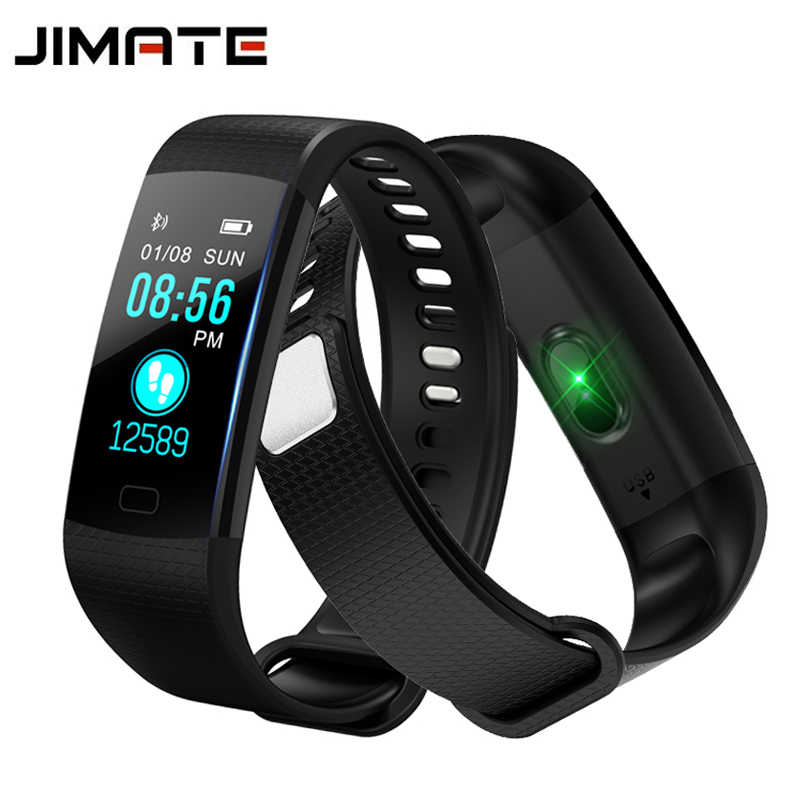 Baru Fit Bit Olahraga Band Aktivitas Watch Tekanan Darah Monitor Detak Jantung Smart Aktivitas Watch Pedometer