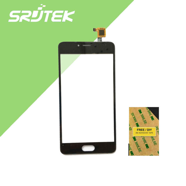 For Meizu M3S Touch Screen Digitizer High Quality M3S Touch Panel With Sticker Free Shipping With Tracking Number