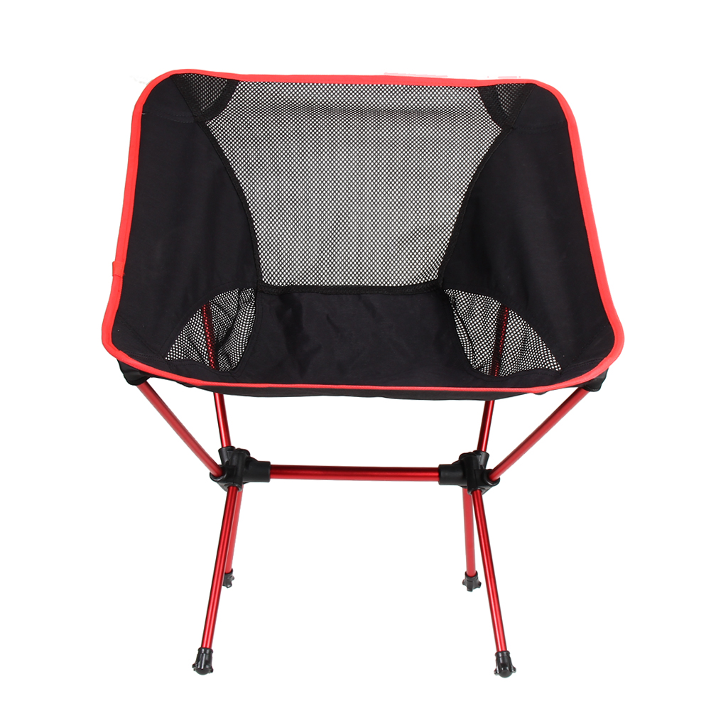 56x60.5x65.5cm Portable Folding <font><b>Chair</b></font> Seat Breathable Lightweight Net Stool Fishing Camping Hiking Gardening <font><b>Chair</b></font> With Pouch
