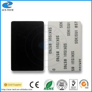 Image 1 - יצרן TK718 כמו טונר איפוס מחסנית שבב עבור kyocera KM 3050 KM4050 KM5050 כמו לייזר מדפסת 3050