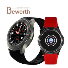 DM368 Smart Watch 3G GPS MTK6580 Android Quad Core 512MB 8GB Heart Rate Monitor 1 39