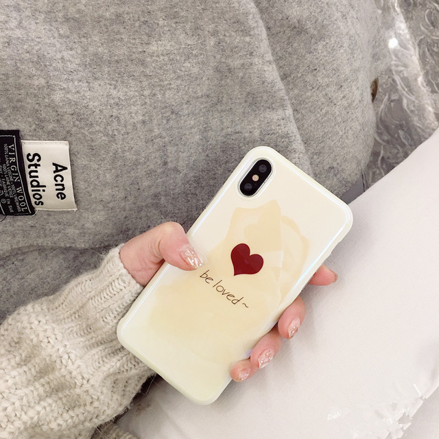 BELOVED IPHONE CASE
