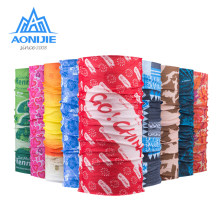 AONIJIE TJ111 Multifunctional Sports Headwear Headband Bandana Balaclava Face Cover Scarf Sweatband Hairband Gym Cycling Yoga(China)