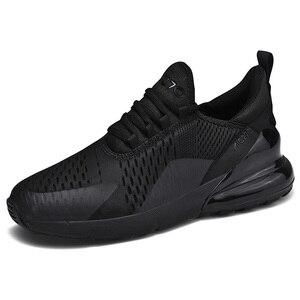 Image 3 - メンズスポーツシューズエアブランドカジュアルシューズ270通気性zapatillas hombre deportiva高品質のカップルの靴のトレーナースニーカー