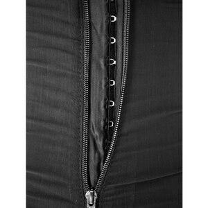 Image 5 - Plus Size 5 6XL Waist Cincher Full Compression Body Shaper For Women Waist Trainer Vest Shapewear Fajas Reductoras Bodysuit
