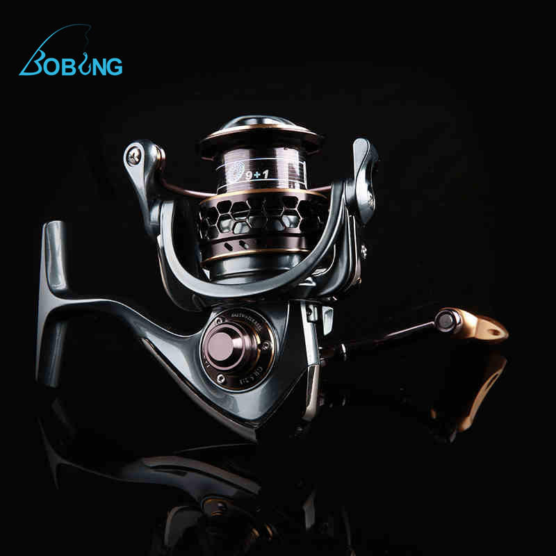 3000 5.2:1 10BB Spinning Fishing Reel Sea Pool Lake Outdoor Fish Wheel With Shallow Spare Spool Tool Accessories 10 1bb spinning fishing reel fishing tackle tool accessory super fast artificial bait sea fishing wheel dual bearing system
