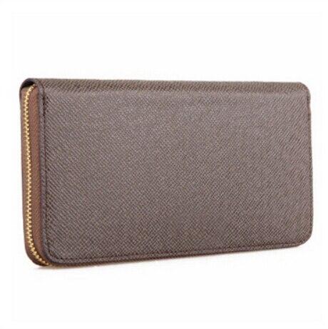 homens carteira de couro polonês Mian Material : Genuine Leather