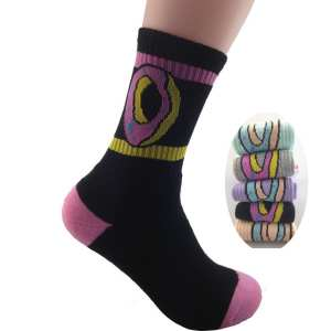 d68ceb13c071 Jeseca Odd Future Donut Ofwgkta Cotton Hip Hop Thick Socks