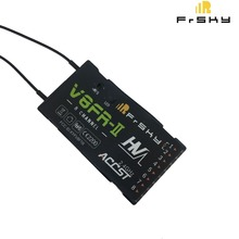 Feiying frsky V8FR II 2.4 ghz の 8 チャンネル accst 受信機 hv バージョン