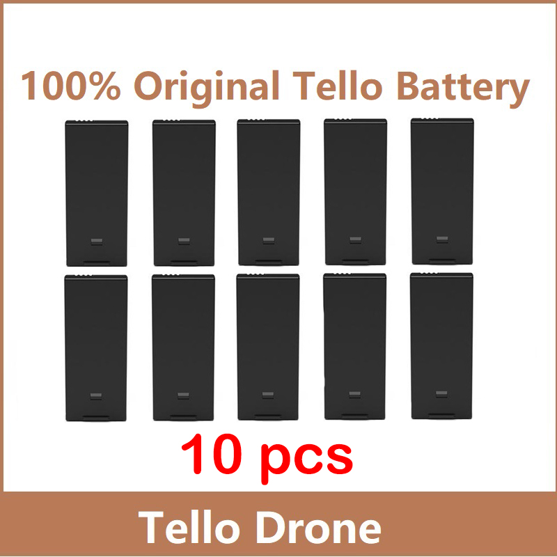 2/3/5/10pcs 100% Original Tello Battery 1100 MAh 3.8 V Batteries For DJI Tello