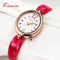 Original KIMIO Women S Watch Popular Brands Luxury Watch For Girl Ladies Bracelet Watch Clock Zegarek