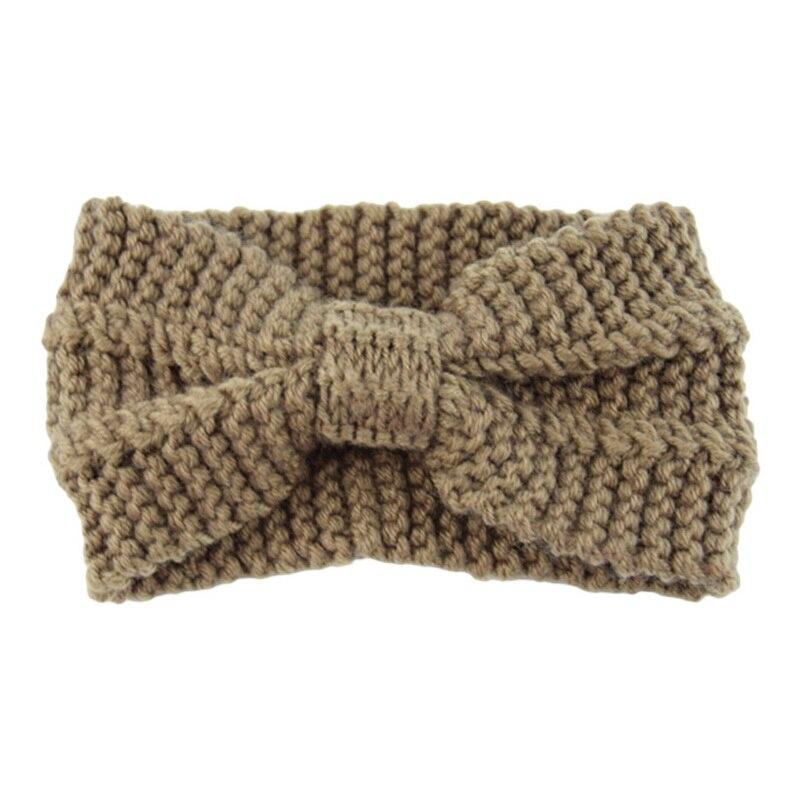 NIBESSER Fashion Snowboard Warm Knitted Cap Snap Skullies Bonnet Beanie  No Top Wool Hat Women Multi-purpose Hat 40