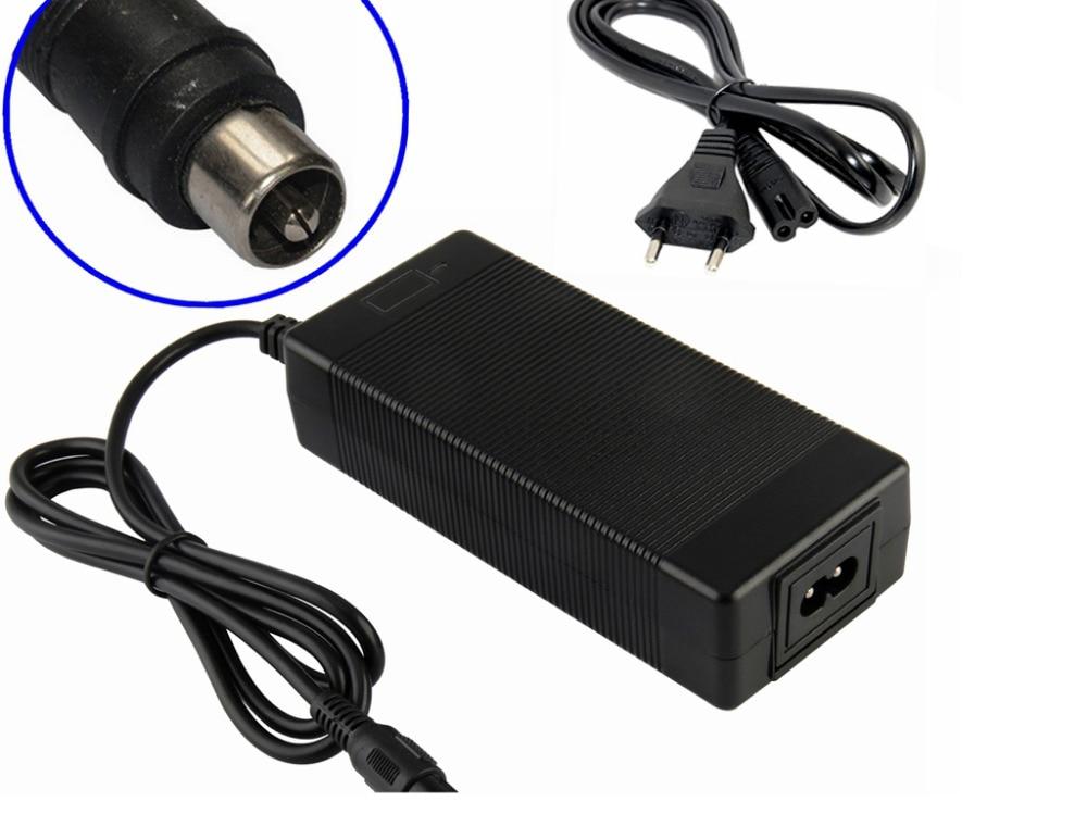 24 V 2A blei-säure-batterie-ladegerät elektroroller 24 Volt ebike ladegerät rollstuhl ladegerät golfwagen ladegerät für rasenmäher RCA