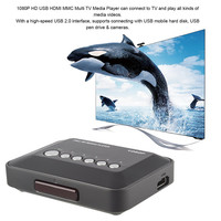 1080P Professional Full HD SD MMC TV Videos SD MMC RMVB MP3 Multi TV USB HDMI