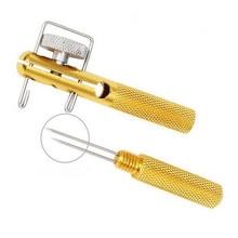 1pcs Full Metal Fishing Hook Knotting Tool &  Tie HookLoop Making Device & Hooks Decoupling Remover Carp Fishing Accessories