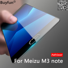 9H zero.3mm Full Cowl Display screen Tempered Glass Movie For Meizu M3 Notice Display screen Protector protecting For Meizu M three Notice Glass Case