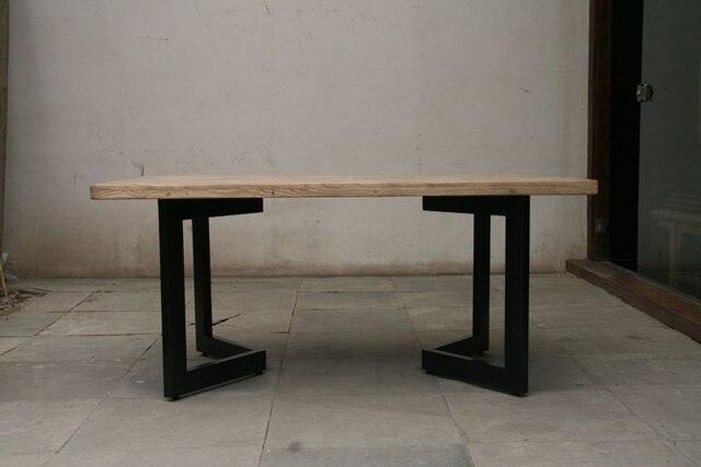 Scrivania Ufficio Industriale : Tavolo cucina stile industriale tavoli tondi o rettangolari in