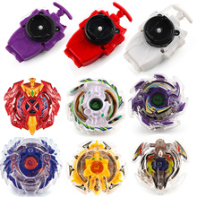8 Styles Top Beyblade burst  Arena Toupie Beyblade Metal Fusion bayblade 4D Master With Launcher bey blade Toy for Boy Children