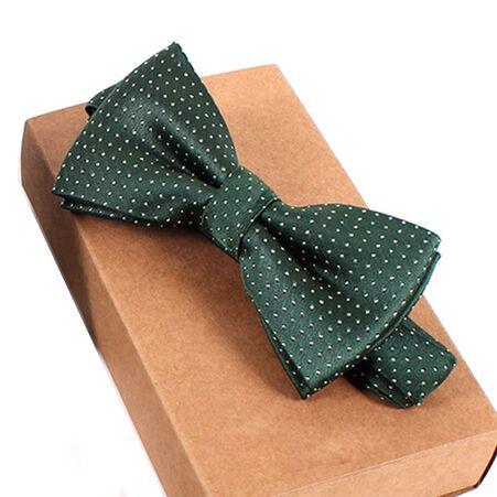Дизайнерский галстук-бабочка, высокое качество, мода, мужская рубашка, аксессуары, темно-синий, в горошек, галстук-бабочка для свадьбы, для мужчин,, вечерние, деловые, официальные - Цвет: bow tie 21