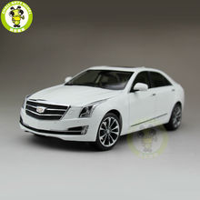 1 18 US GM Cadillac ATS ATS L 2016 Diecast Model Car White