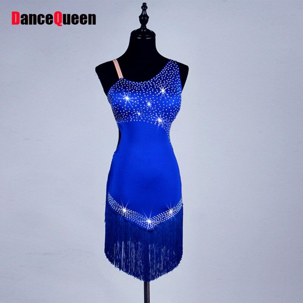Hot Selling Latin Dance Dresses For Ladies Custom made ...