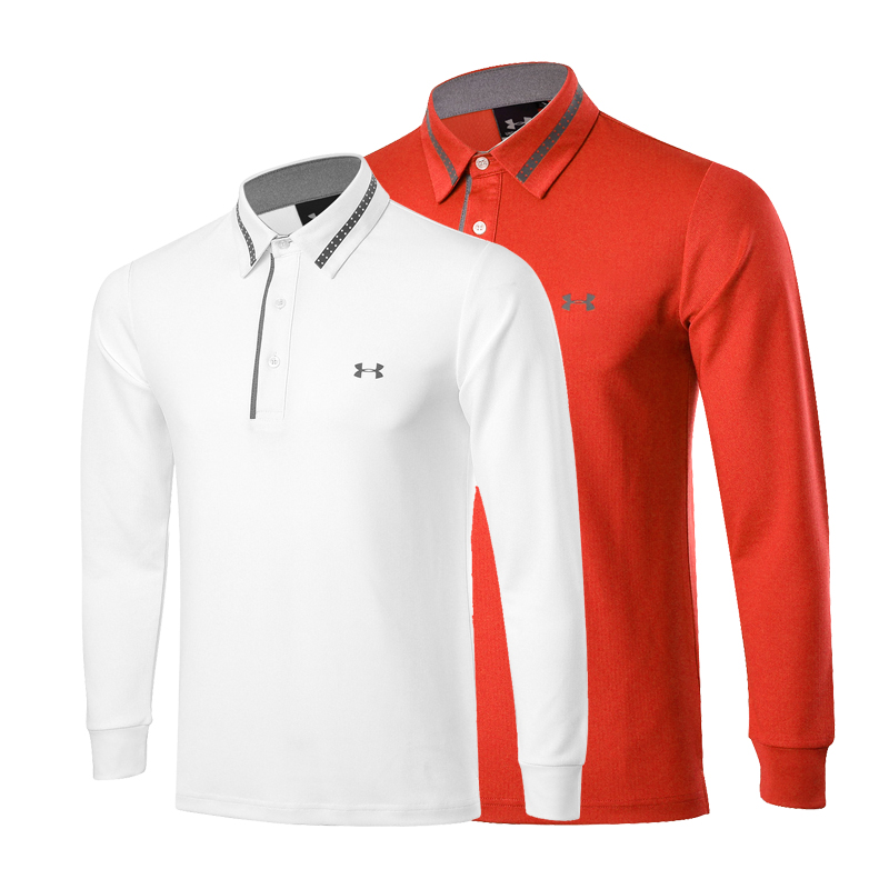 Online buy wholesale golf polos for men from china golf for Bulk golf shirts wholesale
