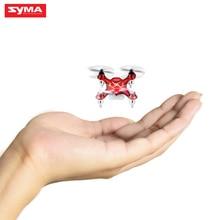 Горячая марка syma 4ch 6-осевой гироскоп x12s дистанционного управления вертолет дронов quadrocopter карманные дрон indoor toys, белый, красный цвет