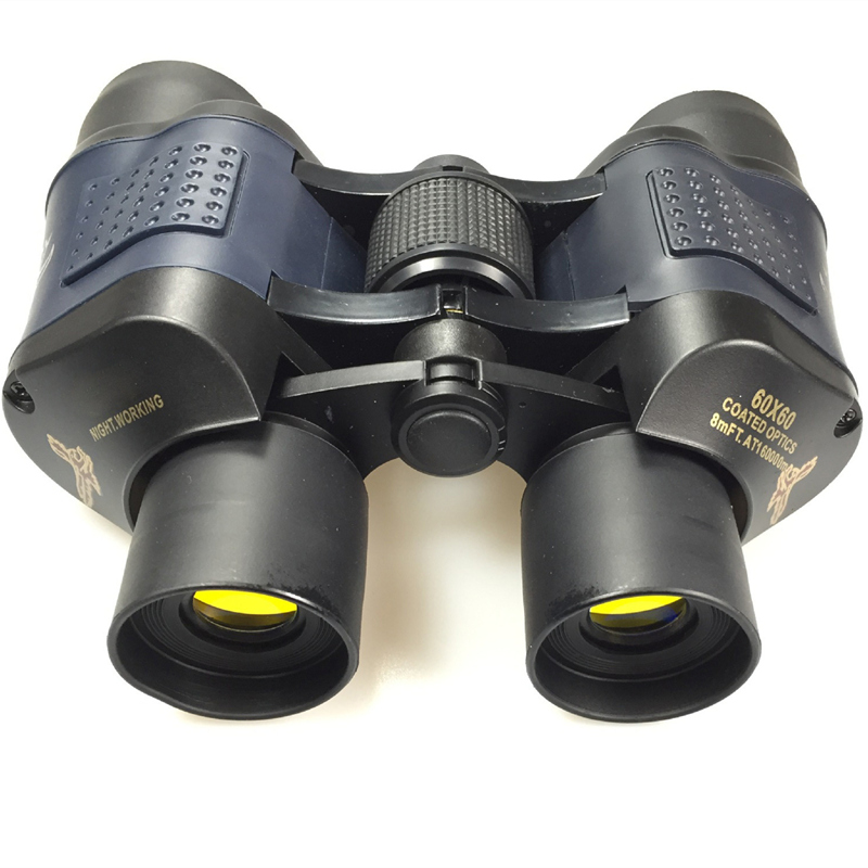 60x60 Telescope Outdoor Hunting Military Standard Grade High-Powered Binoculars Anti-fog HD Spectacles Binoculars цена и фото